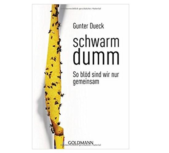 Schwarmdumm - Buchcover