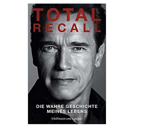 Total Recall - Buchcover