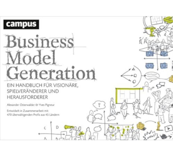 Business Model Generation Buchcover