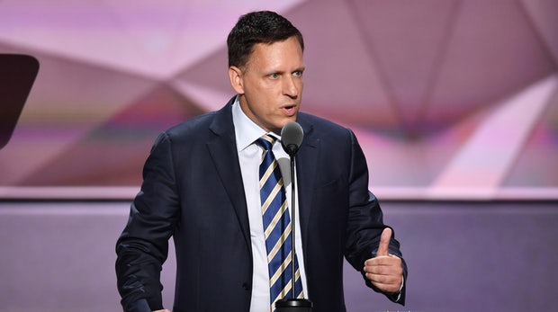 Zero to one Peter Thiel