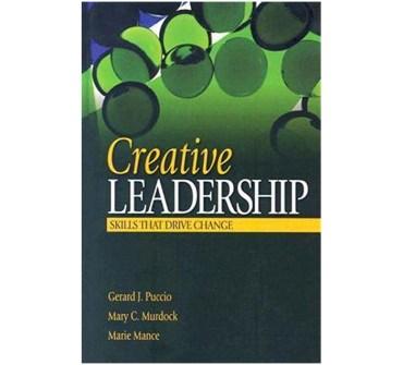 Creative Leadership Buchcover