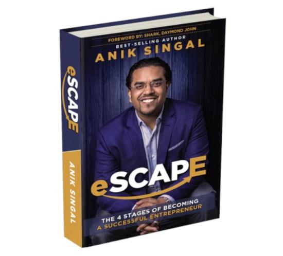 Buchcover Escape