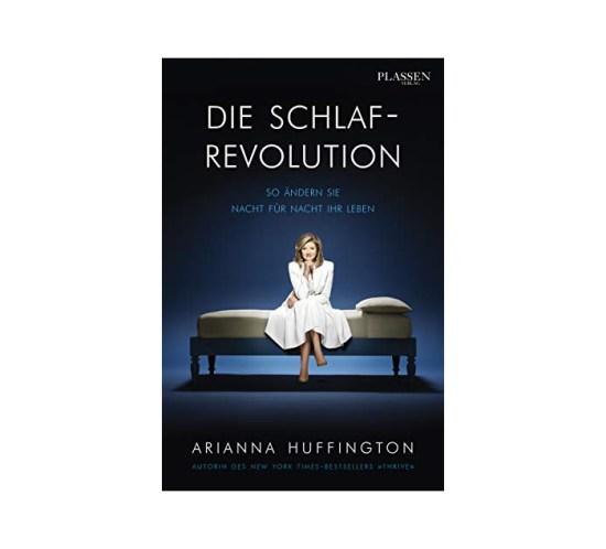Die Schlaf Revolution Titel Cover