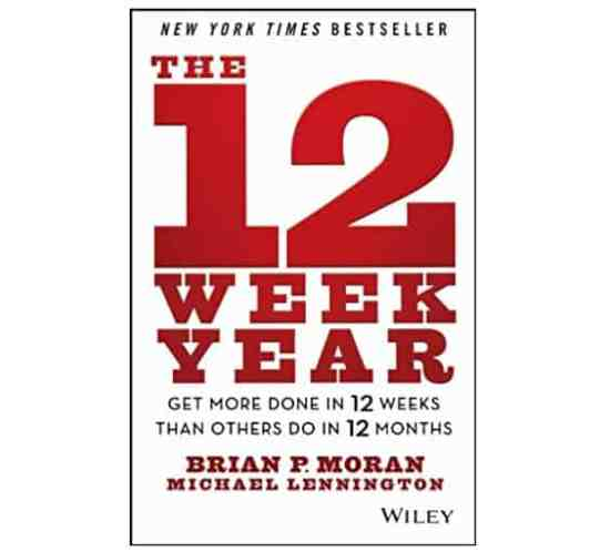 12 Week Year Buchcover