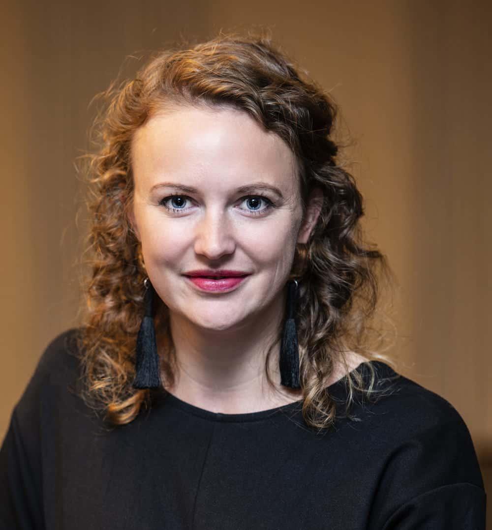 Drive - Profilbild Lina Hölker