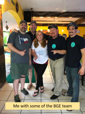 Me and BGE guys
