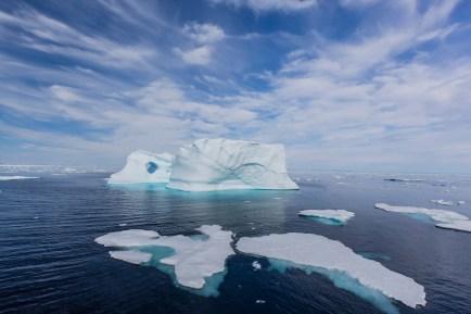 500px Photo ID: 166965413 - Icebergs and brash ice near the Cumberland Peninsula, Baffin Island, Nunavut, Canada, North America