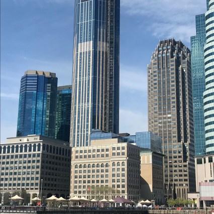 Jersey city skyline 2