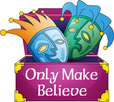 Only Make Believe logo