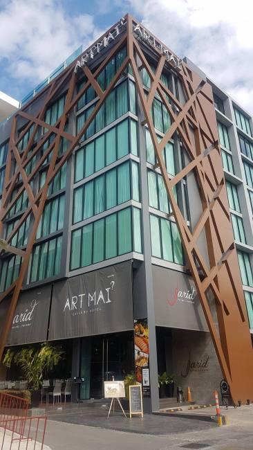 Architecture in Nimman CM