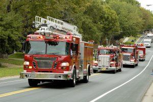 FirstNet emergency communications