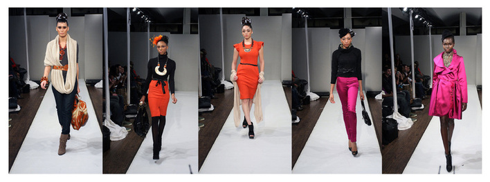 Liverian fashion designer Korto Momolu Autumn Winter 2010-11