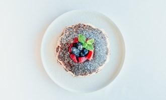 brunch starter - Buttermilk Pancakes