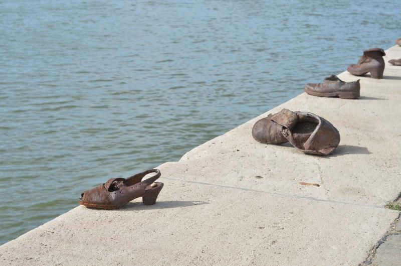 Monument les chaussures