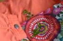 Le blouson Frida Kahlo