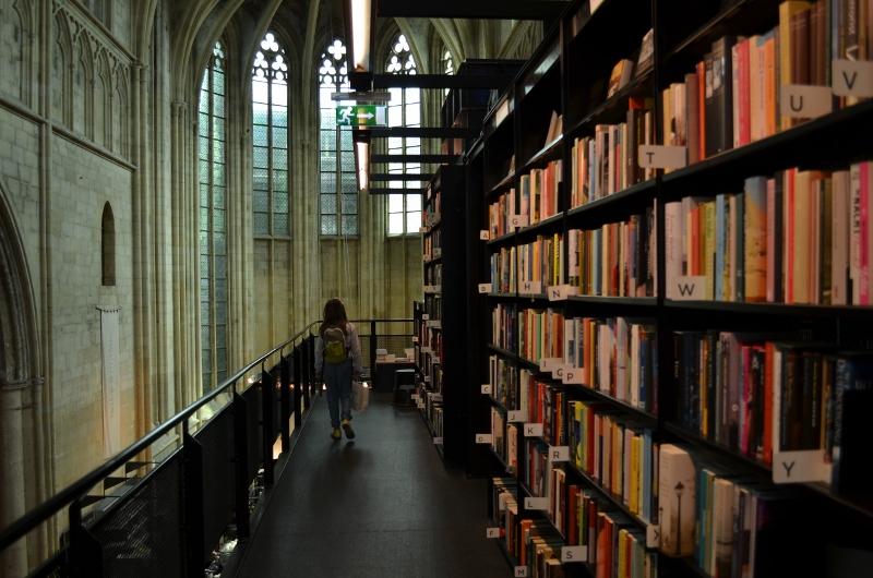 La plus belle librairie
