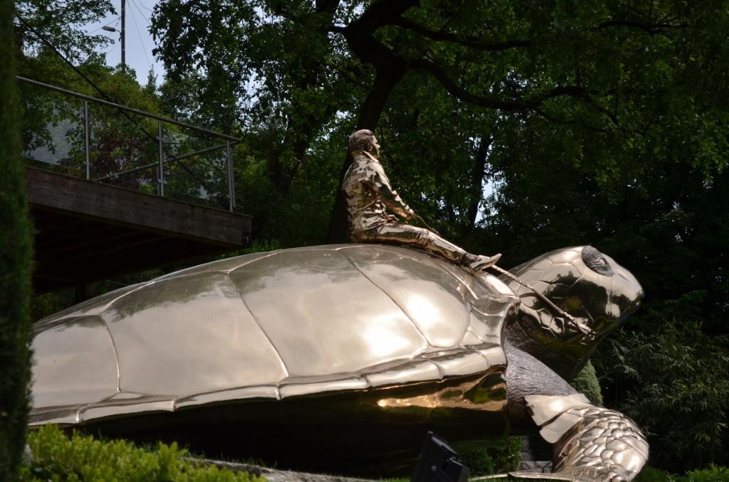 Elvis et la tortue