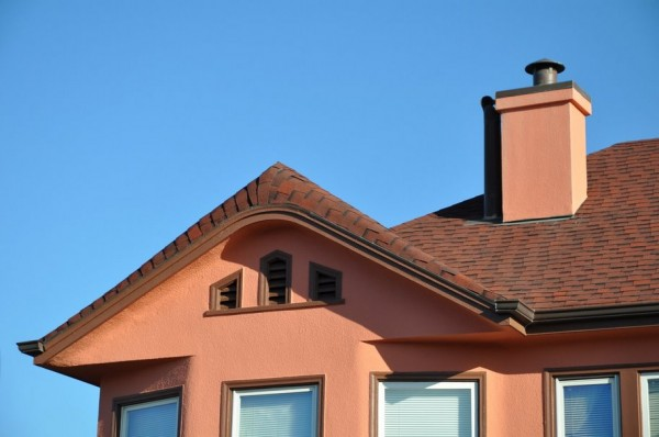 40 Years Shingles - Color: Terracotta Red