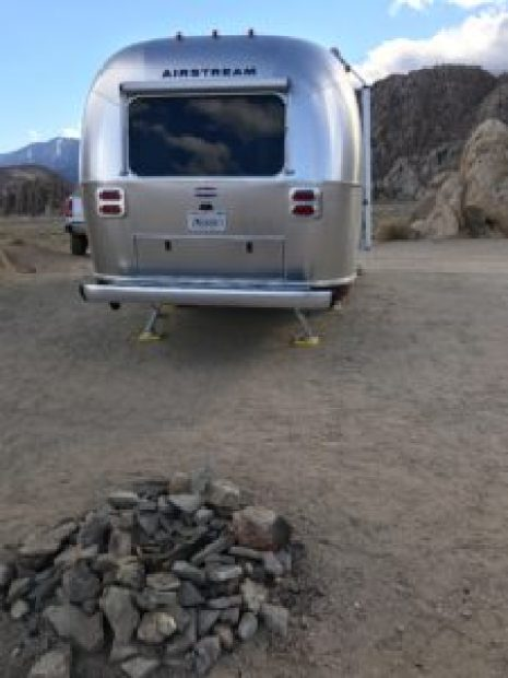 Dry Camping Tips for Airstream Rental San Jose