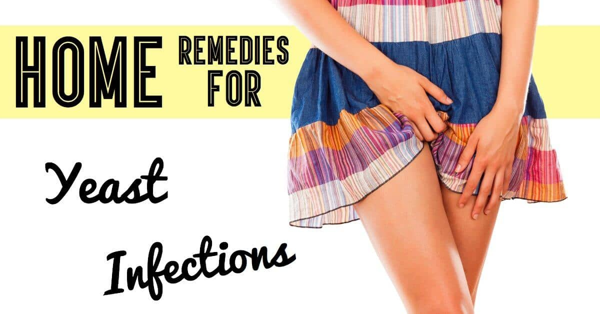 Home Remedy Yeast Infection
