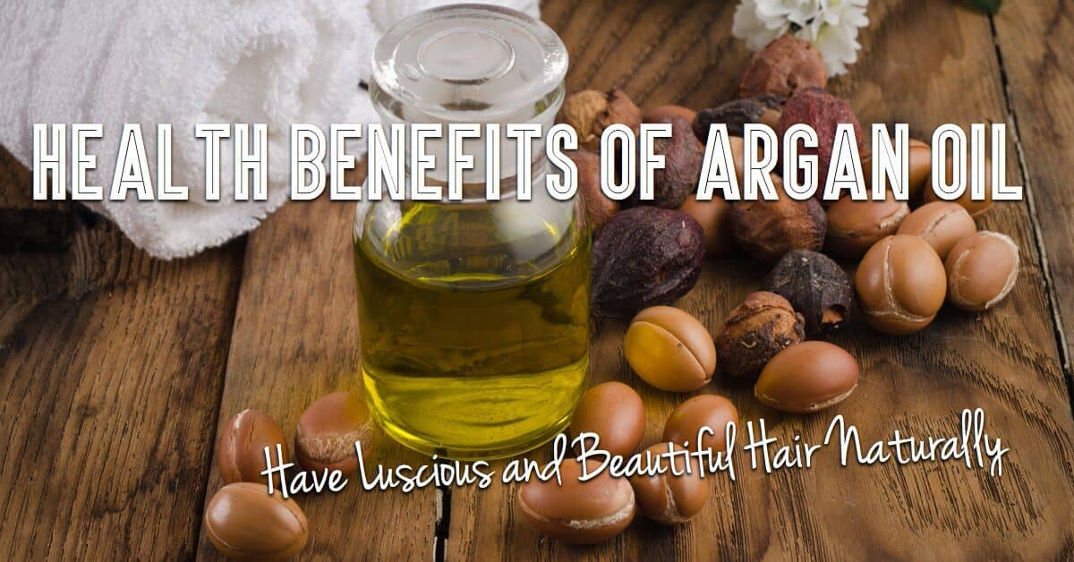Have Luscious And Beautiful Hair Naturally With Argan Oil Uses