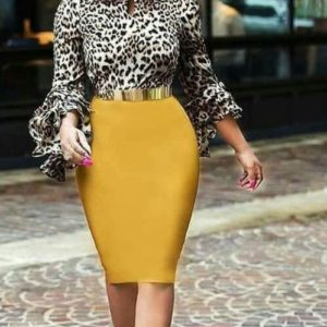 Gorgeous styles of African bottom outfits for women