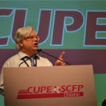 Fred Hahn- CUPE Ontario President