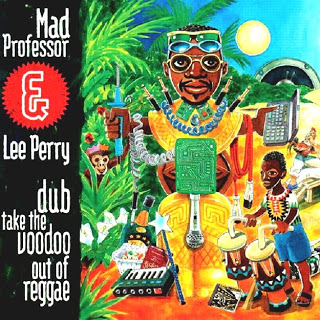 lee perry Dub Take The Voodoo Out Of Reggae 1996