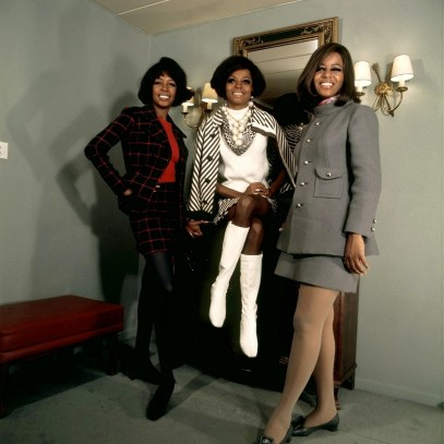 The Supremes Foto: Spaarnestad Photo/Hollandse Hoogte