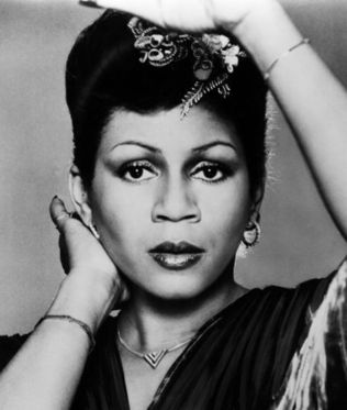 U.S. singer Minnie Ripperton is seen here in this un-dated photo. Ripperton was especially famous for her five-octave vocal range. (AP Photo)