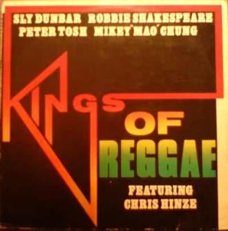 (1986) Kings Of Reggae (Black Label)