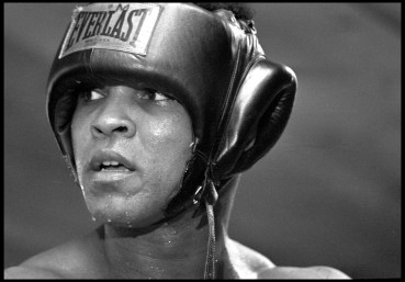 A selection of photographs of former three time world boxing champion MUHAMMAD ALI. The photographs were taken during the 1970's and early 1980's
