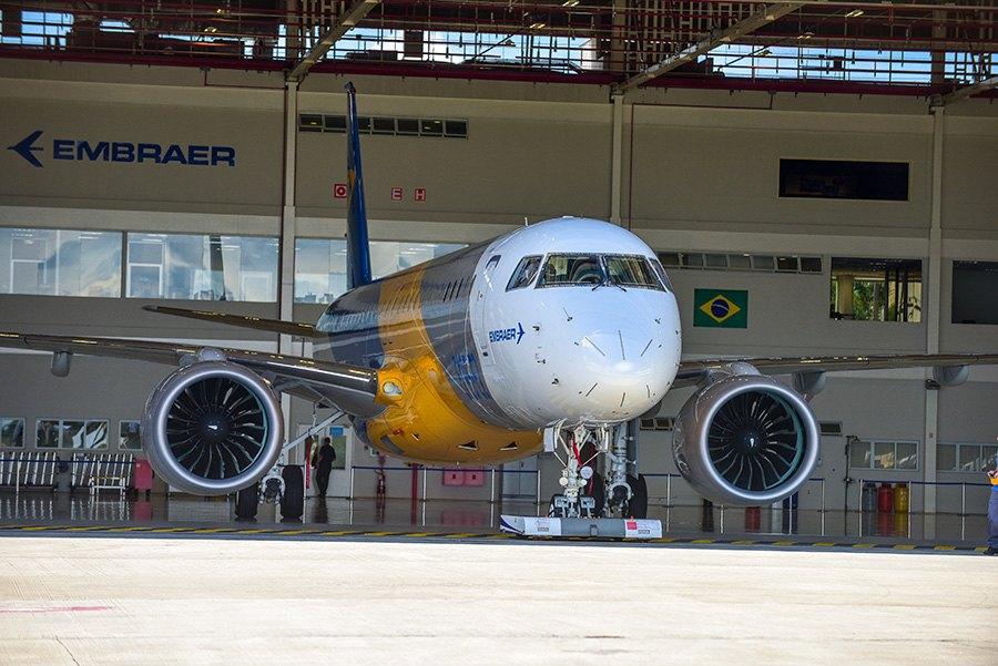 Resultado de imagen para Embraer E190 assembly line