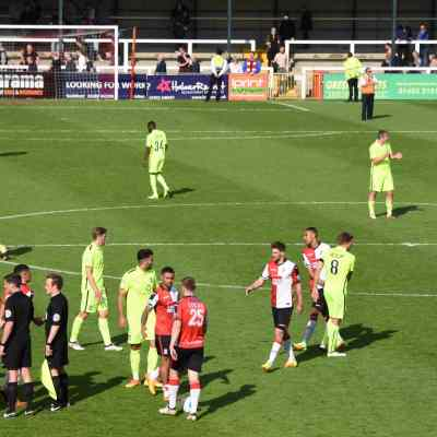 Woking v York City
