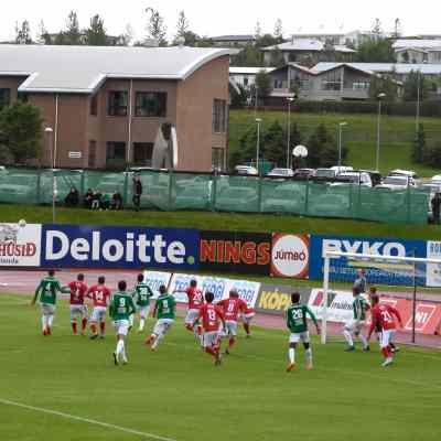 Football Nation 2/55 - Breidablik 1-2 Valur - Iceland
