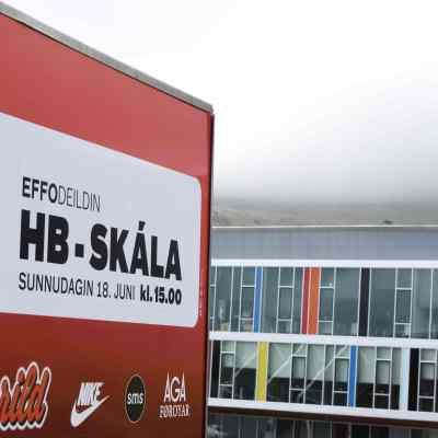 Football Nation 3/55 - HB Tórshavn 1-2 -  Faroe Islands