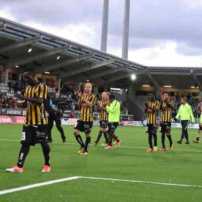 Football Nation 5/55 - BK Häcken 2-0 Hammarby - Sweden