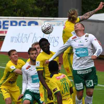 Football Nation 6/55 - IFK Mariehamn 2-2 Ilves - Finland