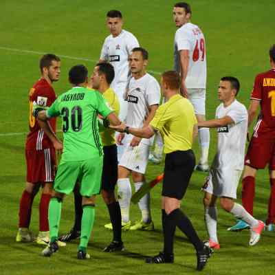 Football Nation 9/55 - Arsenal Tula 1-0 SKA-Khabarovsk - Russia
