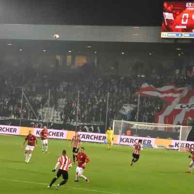 Football Nation 31/55 - Poland - Cracovia 1-4 Wisla