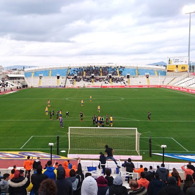 Football Nation 36/55 - Cyprus - APOEL 3-1 AEK Larnaca