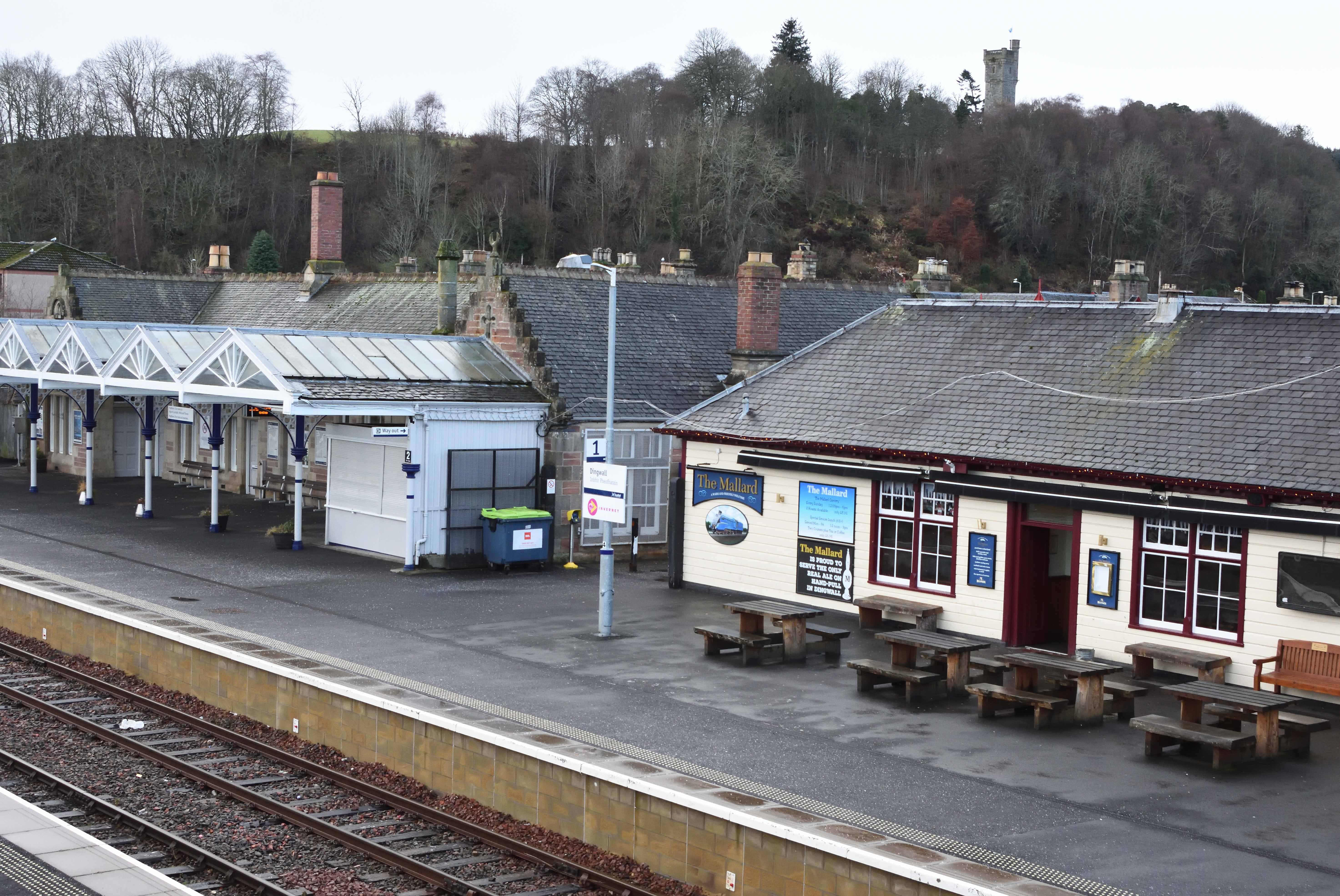 Dingwall - Scotland
