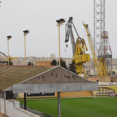Football Nation 37/55 - Malta - Hibernians Stadium