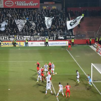 Football Nation 45/55 - Austria - Admira 2-4 Sturm Graz