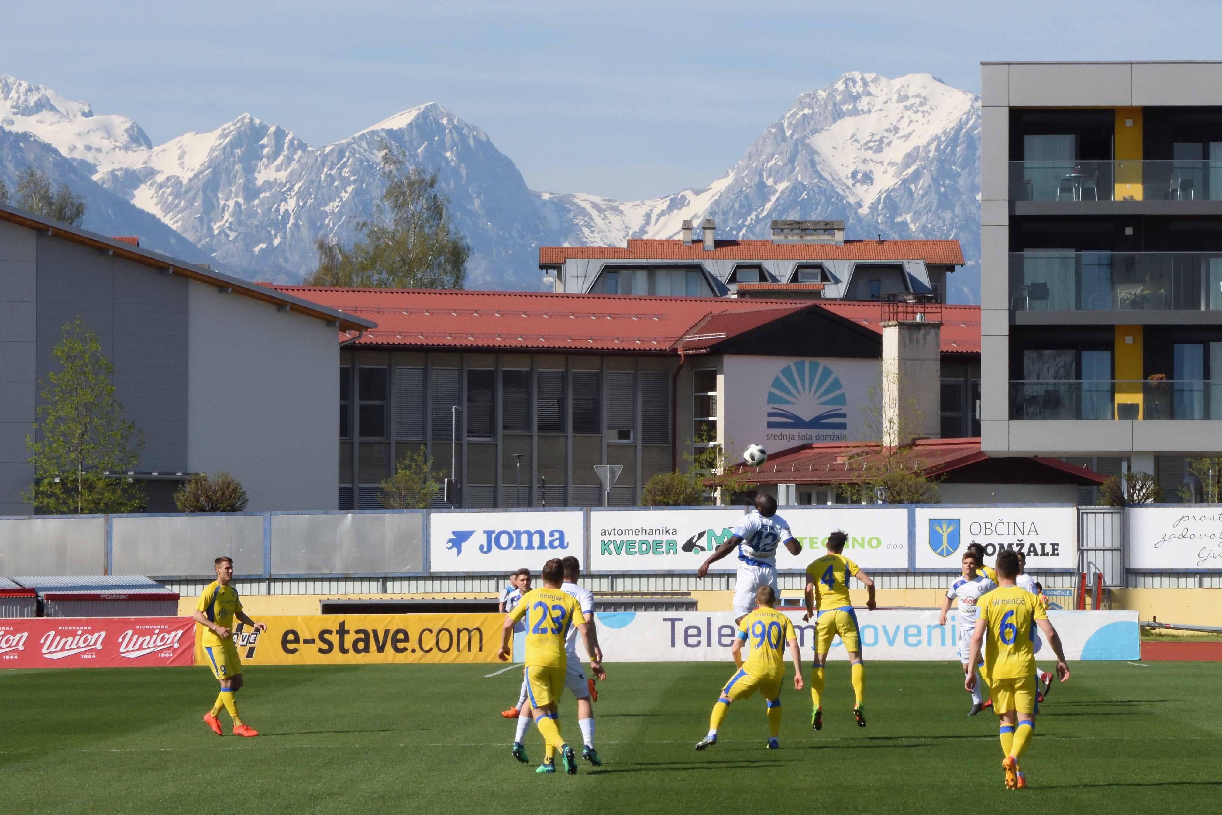 Football Nation 51/55 - Slovenia - Domžale 1-0 Celje