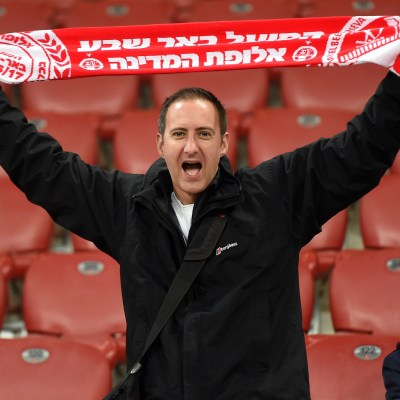 35 - Israel - Hapoel Be'er Sheva 1-1 Hapoel Haifa