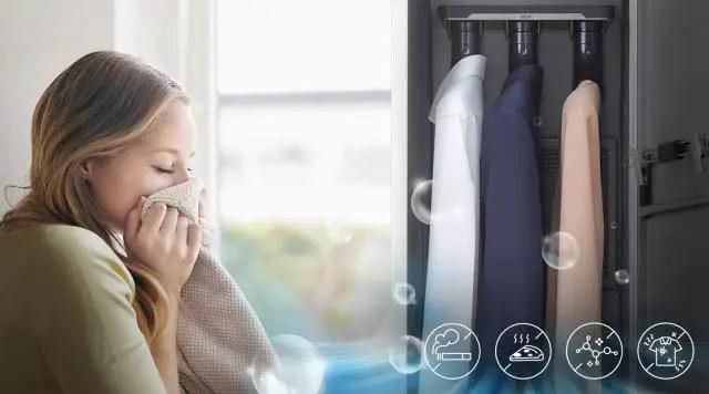 Deodorising filter