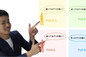 【図解】PoW・PoS・PoI・PoCの違いを初心者向けにわかりやすく解説。