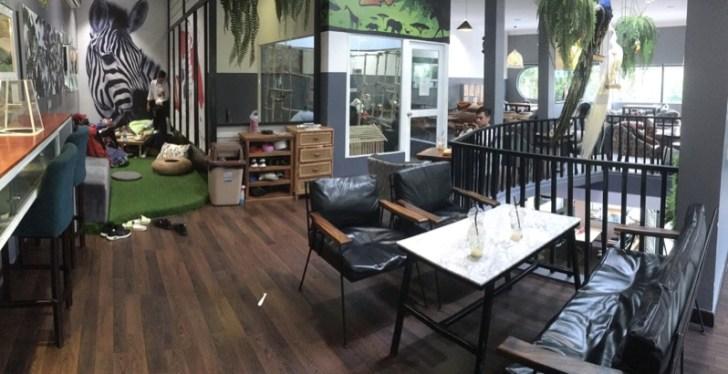 プノンペンのおすすめ高速wifiカフェ「Zoo Cafe」
