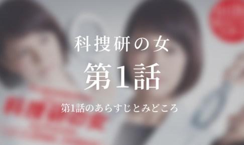 科捜研の女|1話ドラマ動画無料視聴はこちら【4月18日放送】